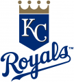 Kansas City Royals 2002-2018 Primary Logo decal sticker