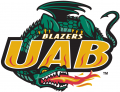 UAB Blazers 1996-2014 Alternate Logo decal sticker