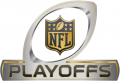 NFL Playoffs 2015 Logo iron on sticker