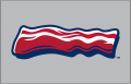 Lehigh Valley IronPigs 2014-Pres Cap Logo 3 decal sticker