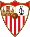 Sevilla Logo iron on sticker