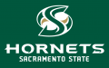 Sacramento State Hornets 2006-Pres Alternate Logo 02 decal sticker