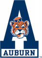 Auburn Tigers 1971-1981 Alternate Logo iron on sticker