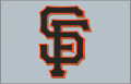 San Francisco Giants 2012-Pres Jersey Logo decal sticker
