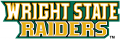 Wright State Raiders 2001-Pres Wordmark Logo 02 iron on sticker