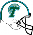 Tulane Green Wave 1998-2013 Helmet Logo 01 decal sticker