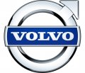 Volvo Logo 02 iron on sticker