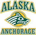 Alaska Anchorage Seawolves 2004-Pres Alternate Logo decal sticker