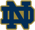 Notre Dame Fighting Irish 1994-Pres Alternate Logo 01 iron on sticker