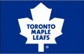 Toronto Maple Leafs 1982 83-1986 87 Jersey Logo iron on sticker