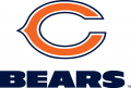 Chicago Bears 1974-Pres Wordmark Logo 03 decal sticker