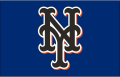 New York Mets 2003-2009 Batting Practice Logo iron on sticker