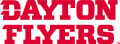 Dayton Flyers 2014-Pres Wordmark Logo iron on sticker