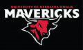Nebraska-Omaha Mavericks 2011-Pres Alternate Logo decal sticker