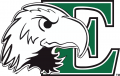 Eastern Michigan Eagles 2003-2012 Primary Logo decal sticker