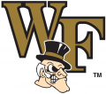 Wake Forest Demon Deacons 2007-2018 Secondary Logo iron on sticker
