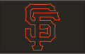 San Francisco Giants 2015-Pres Jersey Logo decal sticker