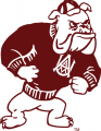 Alabama A&M Bulldogs 1972-Pres Secondary Logo decal sticker