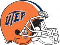 UTEP Miners 1999-Pres Helmet Logo decal sticker