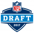 NFL Draft 2017 Logo iron on sticker