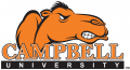 Campbell Fighting Camels 2005-2007 Wordmark Logo 05 decal sticker