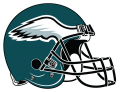 Philadelphia Eagles 1996-Pres iron on sticker