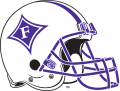Furman Paladins 2000-2012 Helmet Logo decal sticker
