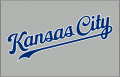 Kansas City Royals 2012-Pres Jersey Logo 01 decal sticker