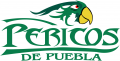 Puebla Pericos 2000-Pres Primary Logo iron on sticker