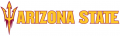 Arizona State Sun Devils 2011-Pres Wordmark Logo 06 iron on sticker