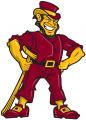 Iona Gaels 2003-2012 Alternate Logo iron on sticker