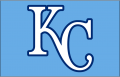 Kansas City Royals 2010-2011 Cap Logo decal sticker