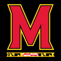 Maryland Terrapins 2012-Pres Alternate Logo 02 decal sticker