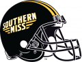 Southern Miss Golden Eagles 2003-Pres Helmet Logo decal sticker