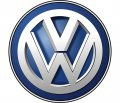 Volkswagen Logo 02 iron on sticker