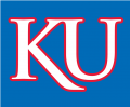 Kansas Jayhawks 2006-Pres Alternate Logo 01 iron on sticker