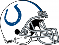 Indianapolis Colts 2004-Pres Helmet Logo decal sticker