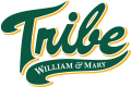 William and Mary Tribe 2016-2017 Primary Logo decal sticker