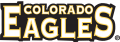 Colorado Eagles 2018-Pres Wordmark Logo decal sticker