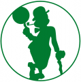 Boston Celtics 2014 15-Pres Alternate Logo decal sticker