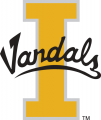 Idaho Vandals 1992-2003 Alternate Logo decal sticker