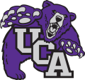 Central Arkansas Bears 1996-2008 Primary Logo decal sticker