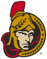 Ottawa Senators 1997 98-2006 07 Alternate Logo decal sticker