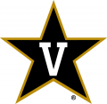 Vanderbilt Commodores 1999-2007 Alternate Logo 09 decal sticker
