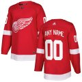 Detroit Red Wings Custom Letter and Number Kits for Red Jersey