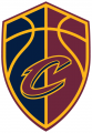 Cleveland Cavaliers 2017 18-Pres Alternate Logo decal sticker