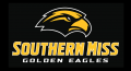 Southern Miss Golden Eagles 2015-Pres Alternate Logo decal sticker
