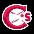 Vancouver Canadians 2014-Pres Cap Logo iron on sticker