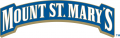 Mount St. Marys Mountaineers 2004-Pres Wordmark Logo 02 iron on sticker