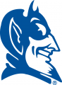 Duke Blue Devils 1978-Pres Secondary Logo decal sticker